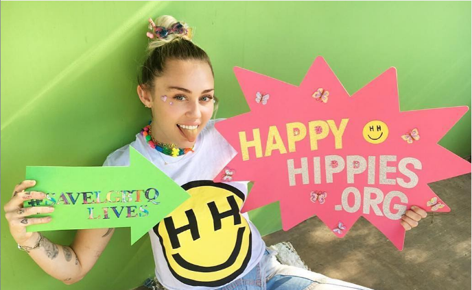 See the Transformations that Miley Cyrus has Gone Through in Her Career